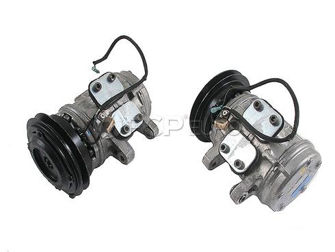 BMW A/C Compressor (528e 325 325i 325is 325iX) - Four Seasons 64528391529R
