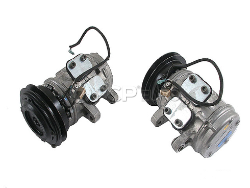 BMW A/C Compressor (528e 325 325i 325is 325iX) - Four Seasons 64528391529R