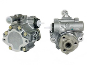VW Power Steering Pump (Corrado Passat Jetta Golf) - Bosch ZF 6N0145157X