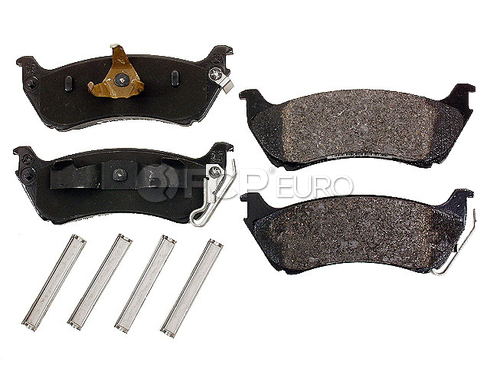 Mercedes Brake Pads Rear (ML320) - Genuine Mercedes 1634200420OE