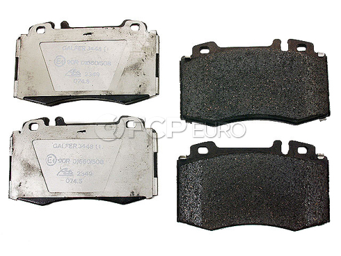 Mercedes Brake Pad Set Front (S-Class) - ATE 1634200820