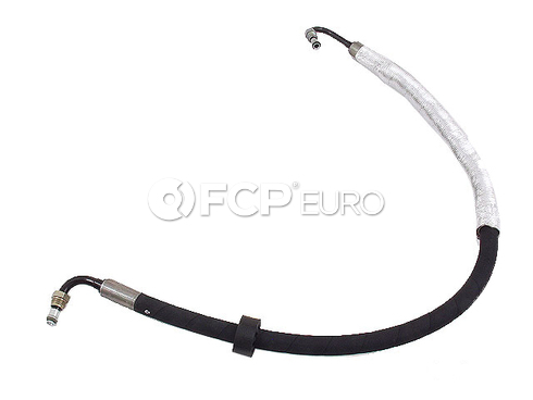Mercedes Power Steering Pressure Hose - Genuine Mercedes 1634602224OE