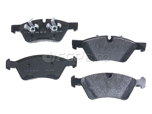 Mercedes Brake Pad Set - Genuine Mercedes 1644202220