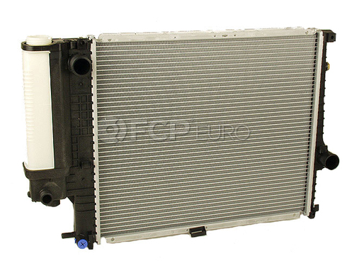 BMW Radiator (E34 525i 525iT) - Nissens 17111737760