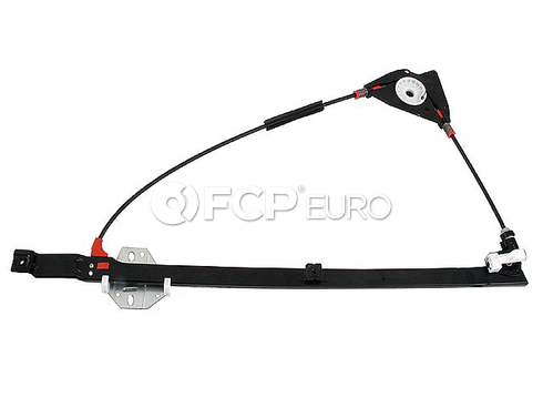 VW Window Regulator Front Right (EuroVan) - Genuine VW Audi 701837462B