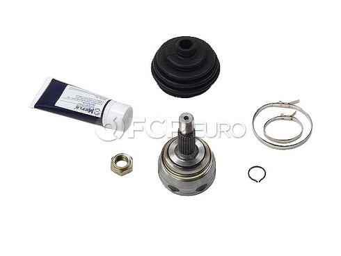 VW Drive Shaft CV Joint Kit Front Outer - Meyle 171498099
