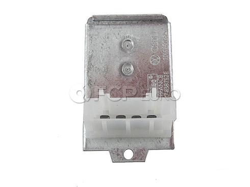 VW Blower Motor Resistor - Rein 701959263A