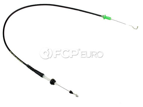 VW Accelerator Cable w/ MT (Scirocco Rabbit) - Gemo 171721555T