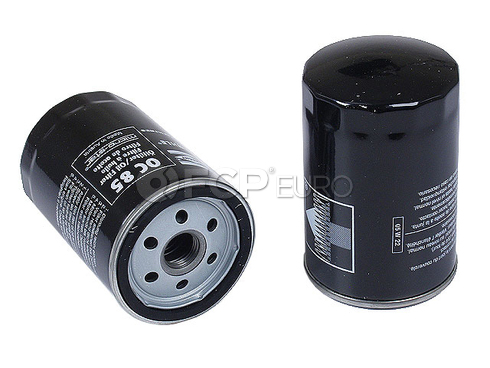 Audi Oil Filter - Mahle 035115561ML