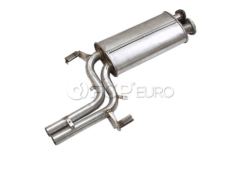 BMW Exhaust Muffler (735i) - Ansa 18111178257FAN
