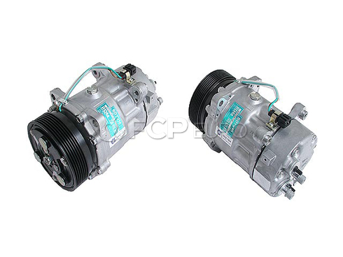 VW A/C Compressor (EuroVan) - OEM Supplier 7D0820805J