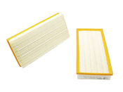 VW Audi Air Filter - Mahle 7L0129620ML