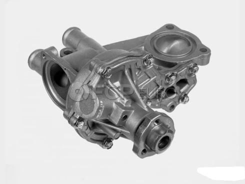 Audi VW Water Pump with Housing - Meyle 037121010A
