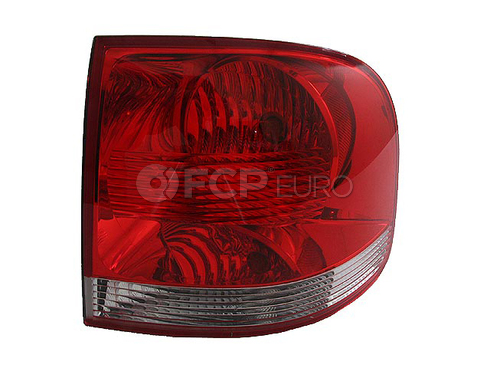 VW Tail Light Lens Right Outer (Touareg) - Genuine VW Audi 7L6945096L