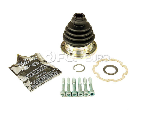 Audi Volkswagon VW CV Joint Boot Kit - Meistersatz 191498201B