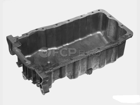 VW Oil Pan (Beetle Golf Jetta) - Meyle 038103601NA