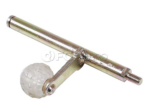 VW Manual Trans Shift Linkage Connection Shaft - Meyle 191711173B
