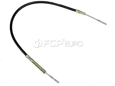 Audi Clutch Cable (100 Series) - Gemo 803721335A