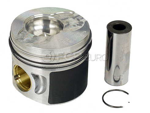 VW Piston w/Rings 0.50MM (Cylinders 3 and 4) - OEM 038107081AB