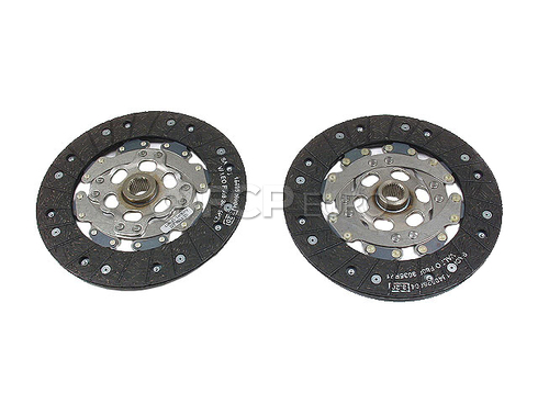 VW Clutch Friction Disc - LuK 038141032D
