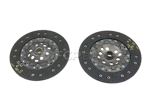 VW Audi Clutch Friction Disc (Golf Jetta Beetle TT) - LuK 038141032E
