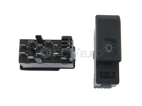 VW Headlight Switch (Jetta Golf) - Meyle 191941531N