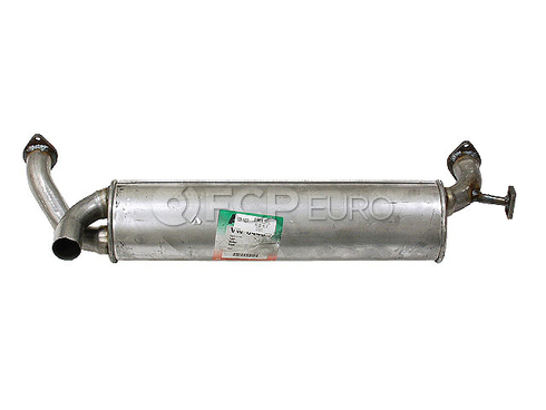 VW Exhaust Muffler (Beetle Super Beetle) - Ansa 043251051B