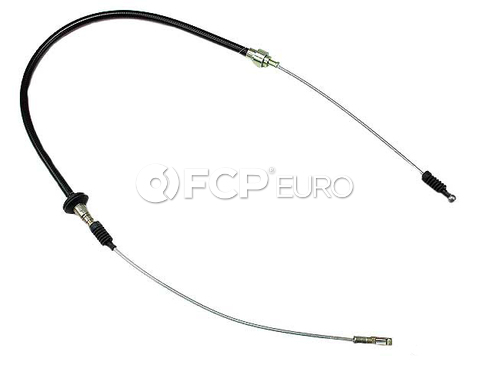 Audi Parking Brake Cable (4000 Quattro) Gemo - 857609721D