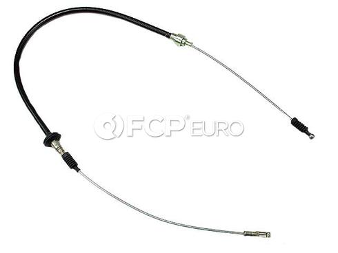 Audi Parking Brake Cable (4000 Quattro) Gemo - 857609721D
