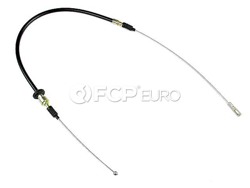 Audi Parking Brake Cable (4000 Quattro) Gemo - 857609721E