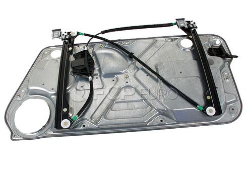 VW Window Regulator Left (Beetle) - Genuine VW Audi 1C0837655C