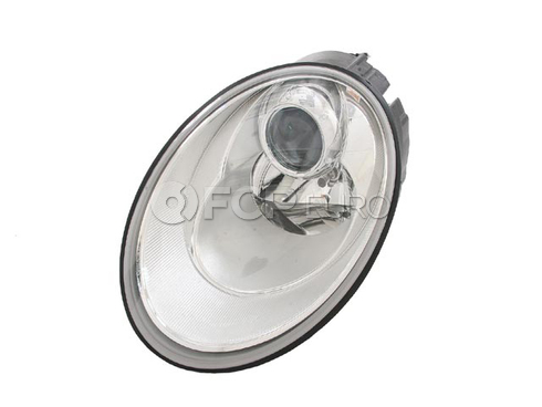 VW Headlight Assembly Left (Beetle) - TYC 1C0941029N