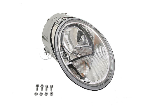 VW Headlight Assembly - Magneti Marelli 1C0941030L
