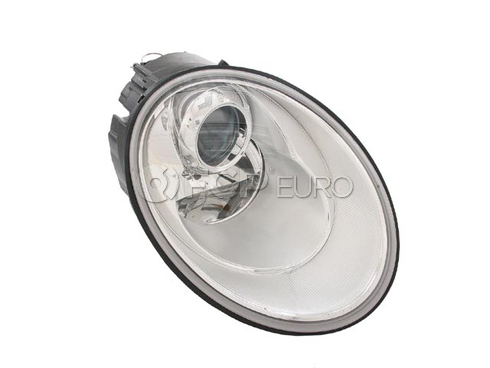 VW Headlight Assembly Right (Beetle) - TYC 1C0941030N