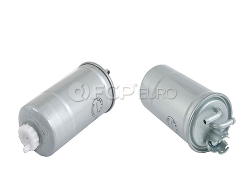 VW Diesel Fuel Filter (Golf Jetta Passat TDI) - Meyle 1H0127401E