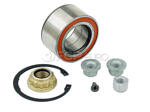 VW Wheel Bearing Kit Front (Corrado Golf Jetta Passat) - FAG 1H0498625