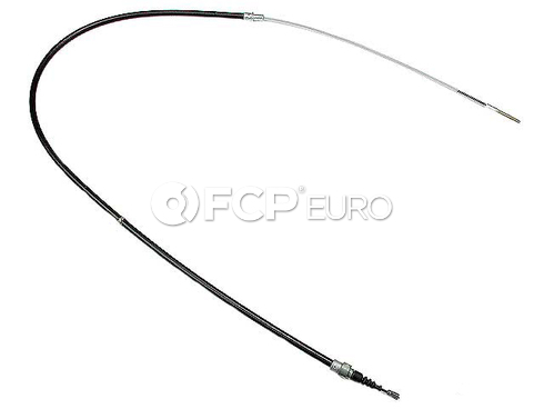 VW Parking Brake Cable (Cabrio Golf Jetta) - Cofle 1H0609721E