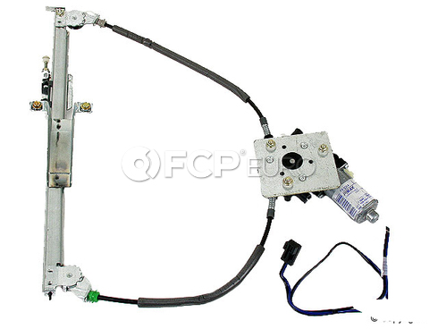 Audi Window Regulator (80 80 Quattro 90 90 Quattro) - Aftermarket 893837397A