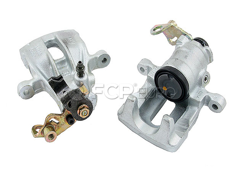 VW Brake Caliper Rear Left (Corrado Passat Jetta Golf) - Lucas 1H0615423D