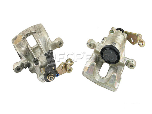 VW Brake Caliper Rear Right (Corrado Passat Jetta Golf) - Lucas 1H0615424D