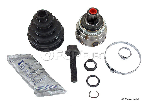 Audi Drive Shaft CV Joint Kit (90 Quattro Coupe Quattro) - GKN 895498099D