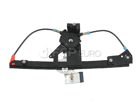 VW Window Regulator Rear Right (Golf Jetta) - Meyle 1H4839462A