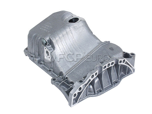 Audi VW Oil Pan (A4 A4 Quattro Passat) - Genuine VW Audi 058103598C