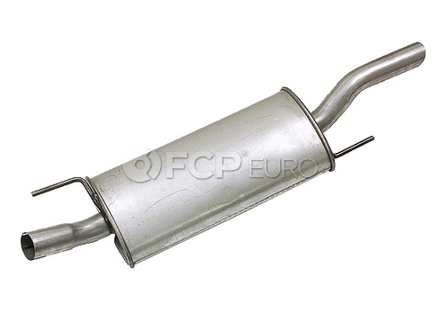VW Exhaust Muffler (Golf) - Ansa 1HM253609EAN