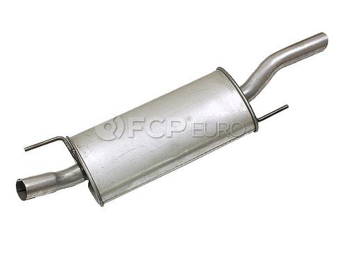 VW Exhaust Muffler (Golf) - Ansa 1HM253609EAN
