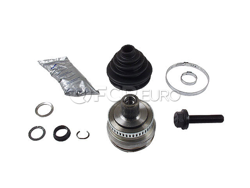 VW Audi Drive Shaft CV Joint Kit (Passat A4 Quattro) - GKN 8D0498099C