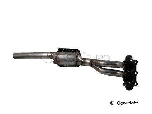 VW Catalytic Converter (Golf Jetta Beetle) - Emico 1J0254508N