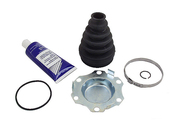 VW Audi CV Joint Boot Kit (Beetle Golf Jetta TT) - OEM Rein 1J0498201J