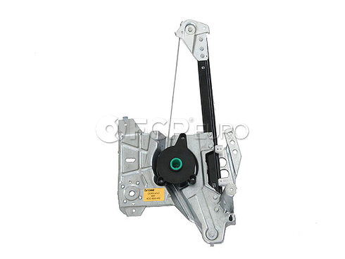 Audi Window Regulator Rear Right (A4 A4 Quattro S4) - Genuine VW Audi 8D0839462