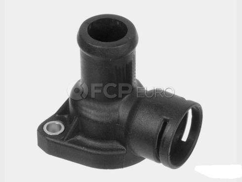 VW Engine Coolant Outlet Flange (Golf Jetta) - Meyle 068121144